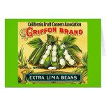 Griffon Brand - Vintage Crate Label