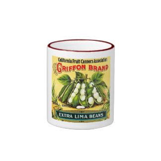 Griffon Brand - Vintage Crate Label Mug