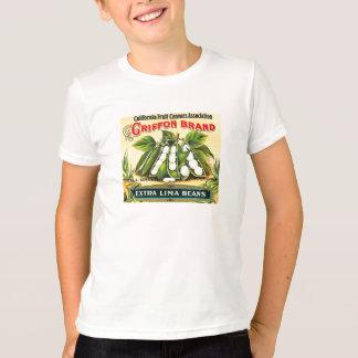 Griffon Brand - Vintage Crate Label T-Shirt