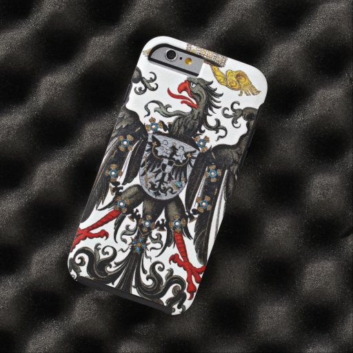 Griffon Coat of Arms iPhone 6 Case
