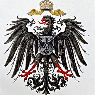 Griffon Coat of Arms Cutout