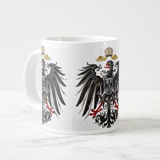 Griffon Coat of Arms Extra Large Mugs