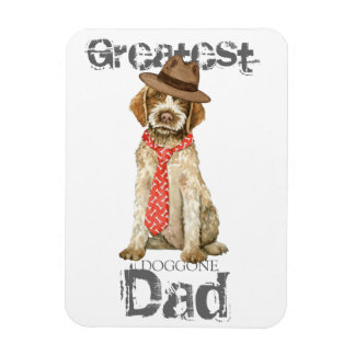 Griffon Dad Magnet