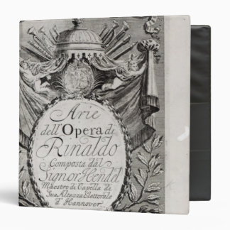 """Griffon de Rene Roberto Cavelier de la Salle Carpeta 1 1/2"""""""