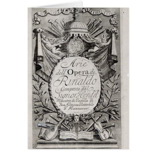 Griffon de Rene Roberto Cavelier de la Salle Tarjetas
