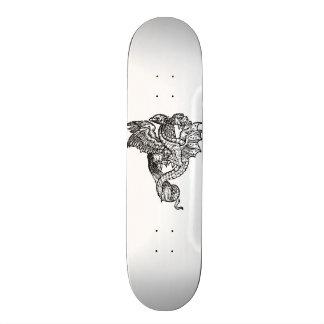 Griffon & Dragon Skateboard