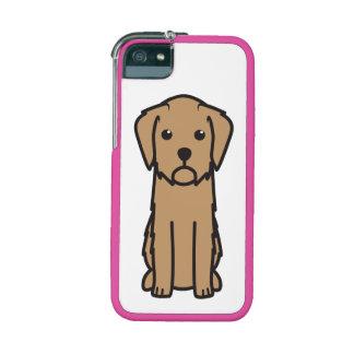 Griffon Fauve de Bretagne Dog Cartoon Case For iPhone 5/5S