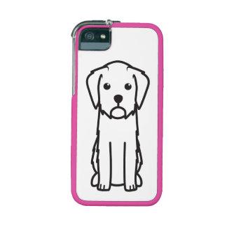 Griffon Fauve de Bretagne Dog Cartoon iPhone 5/5S Case