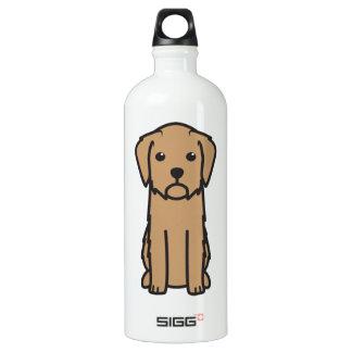 Griffon Fauve de Bretagne Dog Cartoon SIGG Traveler 1.0L Water Bottle