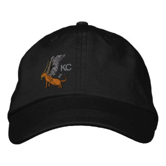 Griffon hat embroidered baseball caps