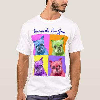 Griffon of Many Colors T-Shirt