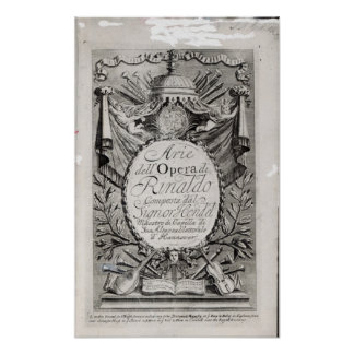 Griffon' of Rene Robert Cavelier de la Salle Poster