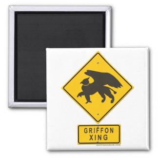 Griffon XING Magnet