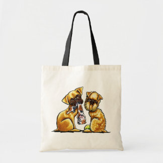 Griffs And Toys Budget Tote Bag