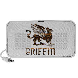 Grifo iPod Altavoces