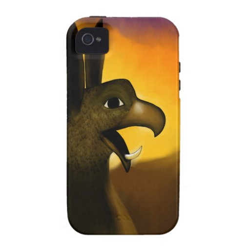 Grifo Case-Mate iPhone 4 Carcasa