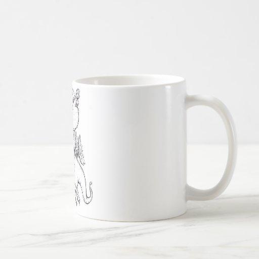 Grifo gruñón taza