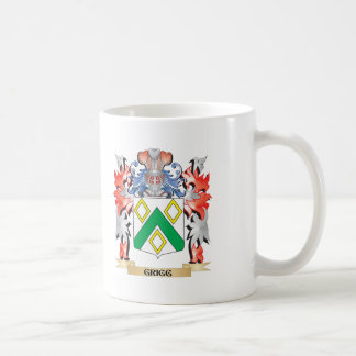 Grigg Coat of Arms - Family Crest Coffee Mug
