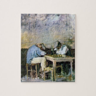 Grigorescu - of Two Drunks puzzle