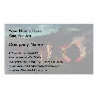 Grigoriy Myasoyedov- Opahivanie Business Cards