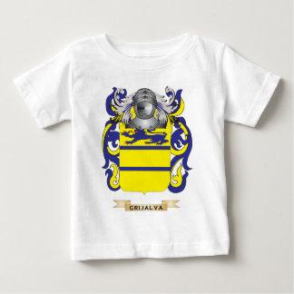 Grijalva Coat of Arms (Family Crest) Tee Shirts