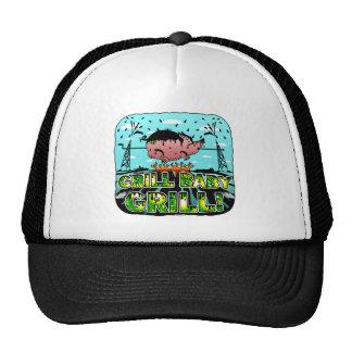 Grill Baby Grill - Trucker Cap Trucker Hat