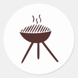 Grill - BBQ Stickers