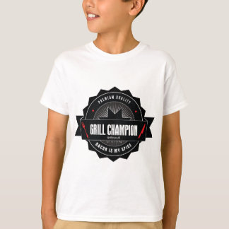 GRILL champion - Bacon is my spice T-Shirt