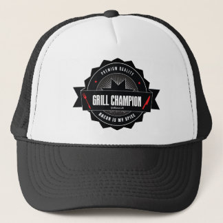 GRILL champion - Bacon is my spice Trucker Hat