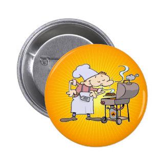 Grill Chef Button