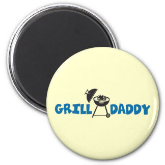 Grill Daddy Magnet