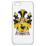Grill Family Crest Cover For iPhone 5C
