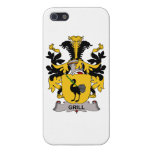 Grill Family Crest iPhone 5 Cases