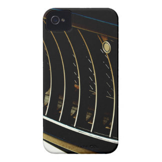 Grill fine art Iphone 4 case by Joseph Allen