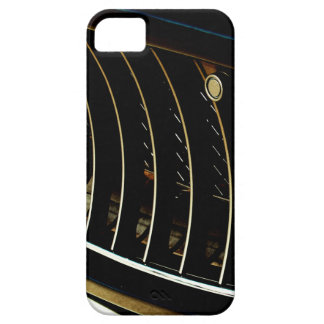 Grill fine art Iphone 5 case by Joseph Allen