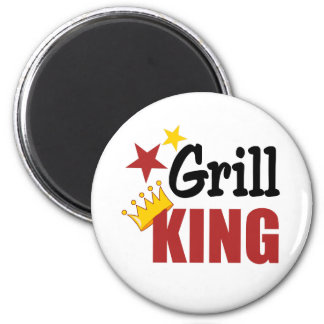 Grill Gift 2 Inch Round Magnet