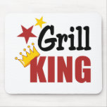 Grill Gift Mousepad