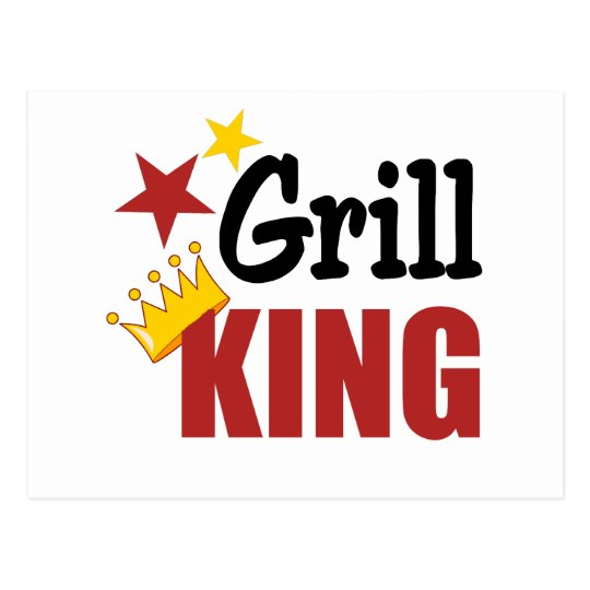 Grill Gift Postcard