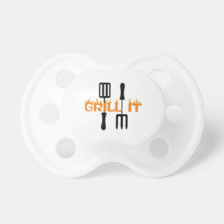 GRILL IT BooginHead PACIFIER