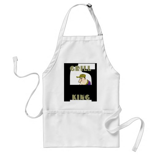 GRILL KING - Apron