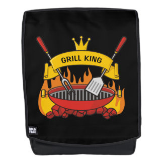 Grill King Backpack