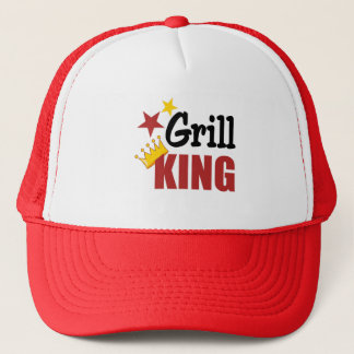 Grill King Hat