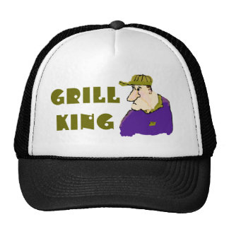GRILL KING - HAT