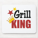 Grill King Mousepad