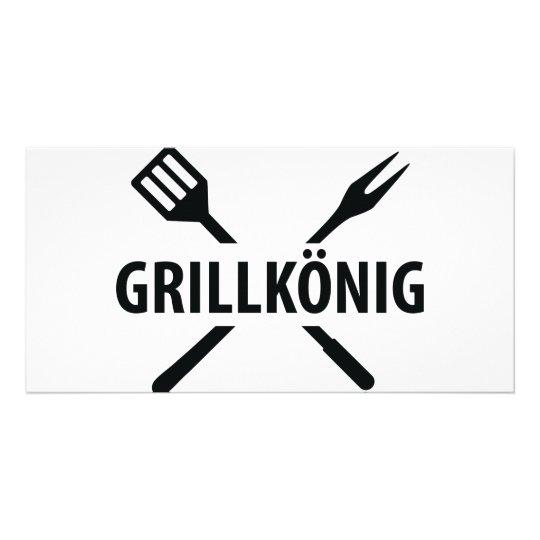 Grill König icon Card
