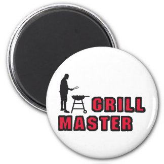grill master 2 inch round magnet