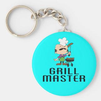 Grill Master (2) Keychain