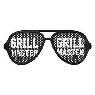 Grill Master BBQ party shades | Sunglasses for men