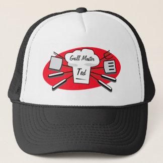 Grill Master BBQ Trucker Hat