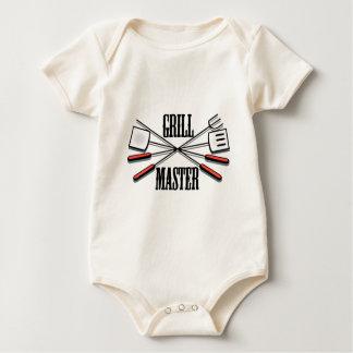 Grill Master Body De Bebé